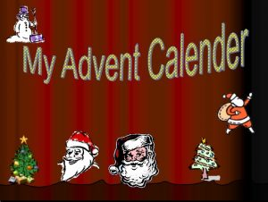 My Advent Calender